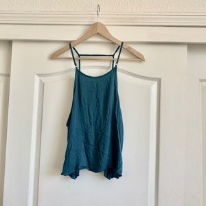 Urban Outfitters High Neck Shirt